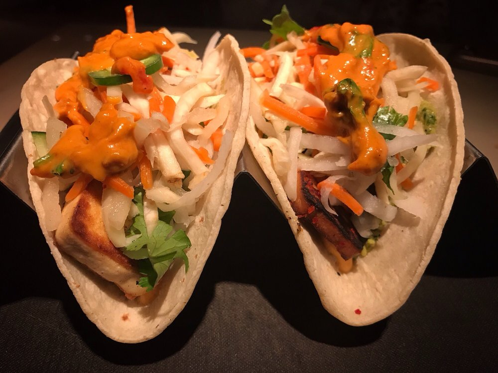 bahn mi tacos Delivery from Vital Root pic by rhi p.
