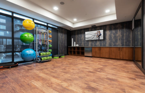 Community Fitness Center - It's Time to Focus on the Finer Things