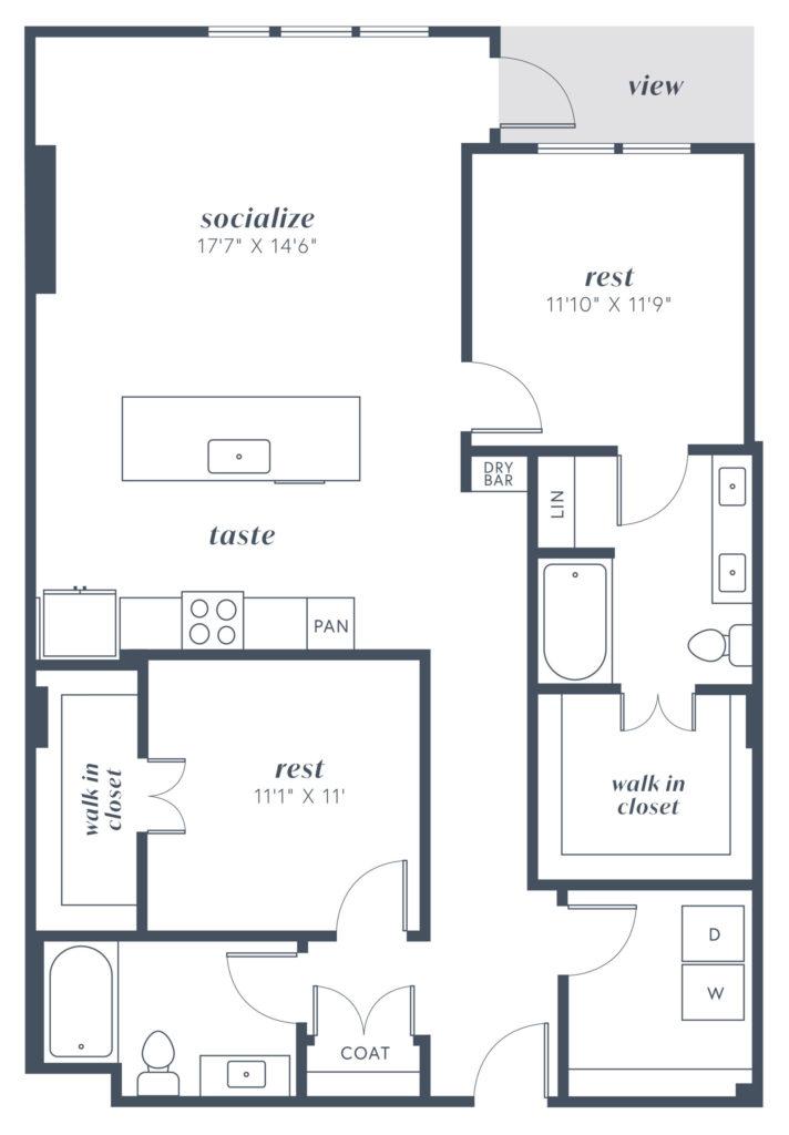 Luxury Apartment Homes at Alexan Julian